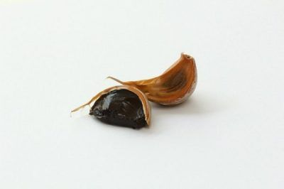 Ajo negro o black garlic